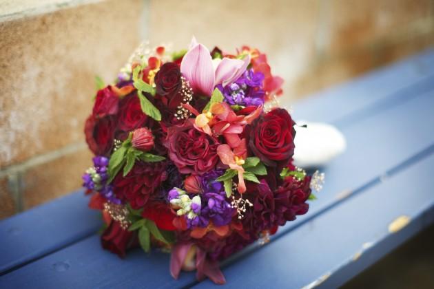 recent october bouquet