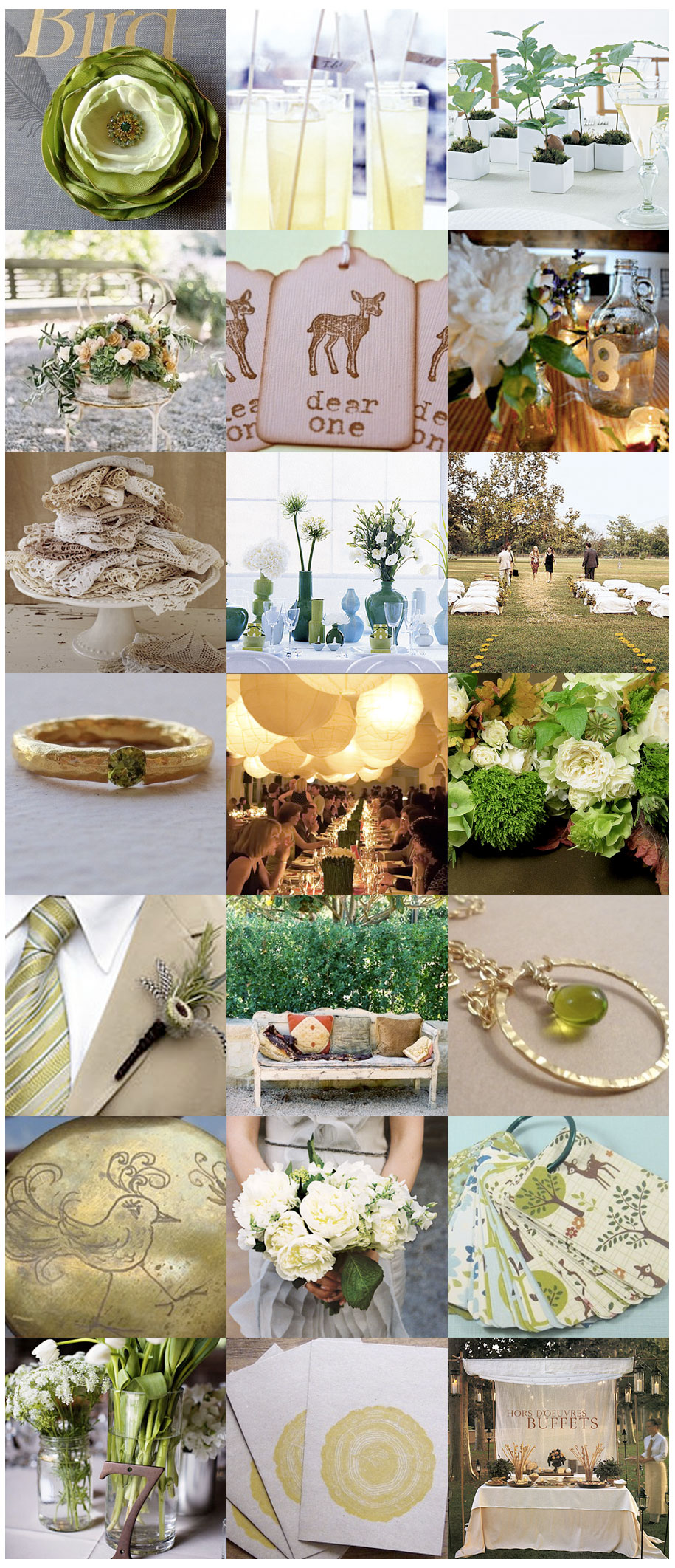 Wedding Blog Inspiration Request: Lakeside Vintage Whimsy