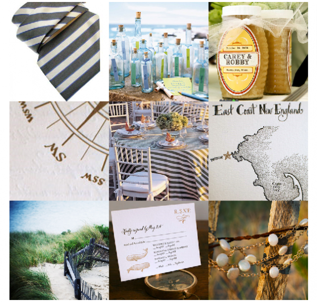 Wedding Blog Moby Dick, Nantucket & Nuptuals