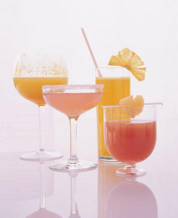 Martha Stewart Spring Cocktails