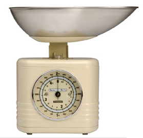 Vintage Scale from Feather Your Nest