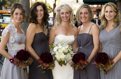Wedding Blog Trend Alert: Manhattan Bridesmaid
