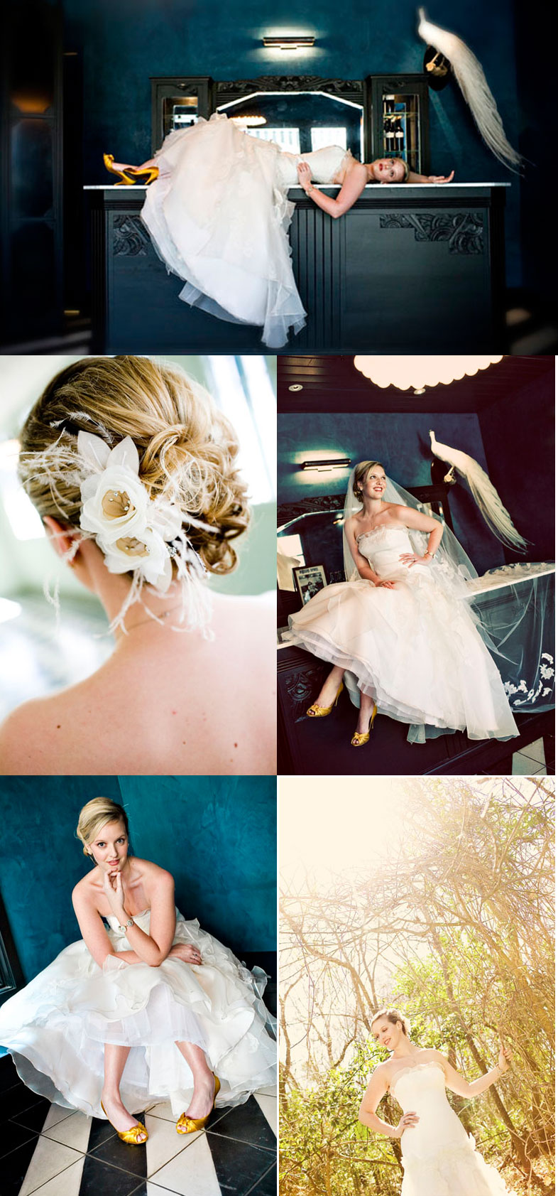 Wedding Blog Bridal Shoot