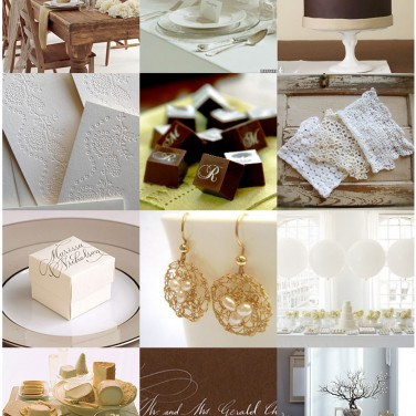 Inspiration Request: Brown and White