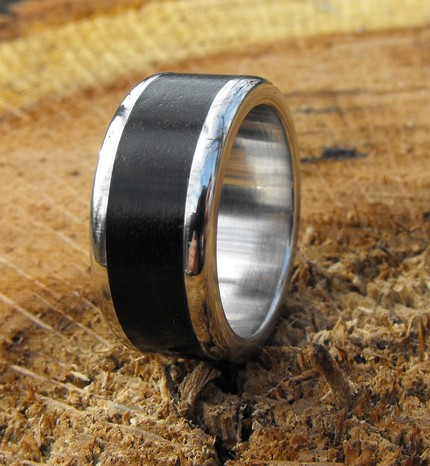 Wedding Blog Wood Rings?