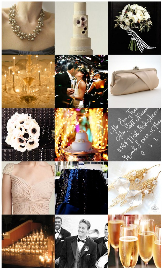 Wedding Blog Inspiration Request: New Years Eve Wedding