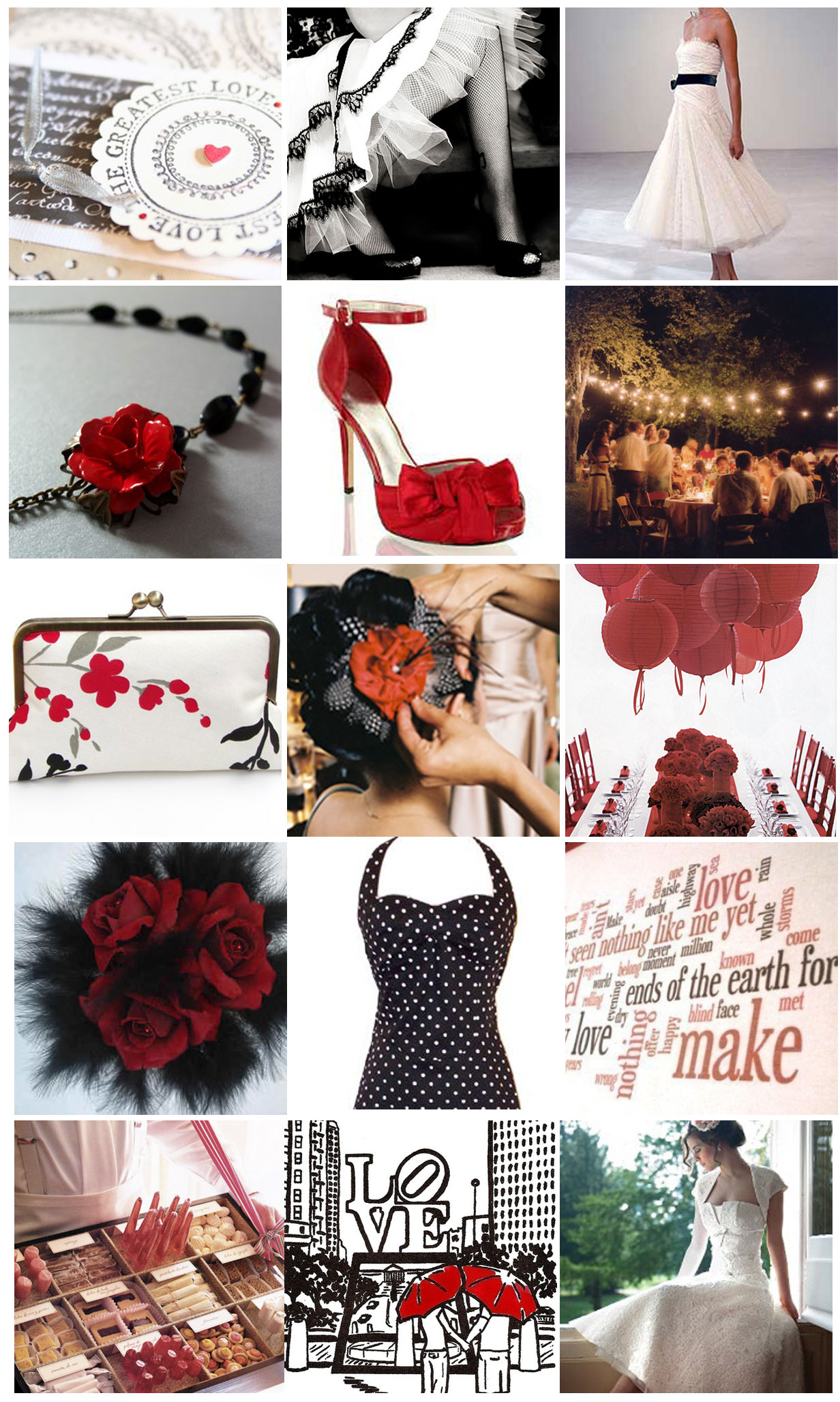 Inspiration Request: Rockabilly | Best Wedding Blog - Wedding ...