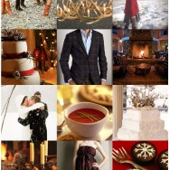 Inspiration Request: Winter Cabin & Pea Coats