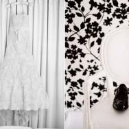 Real Wedding: Malin and James