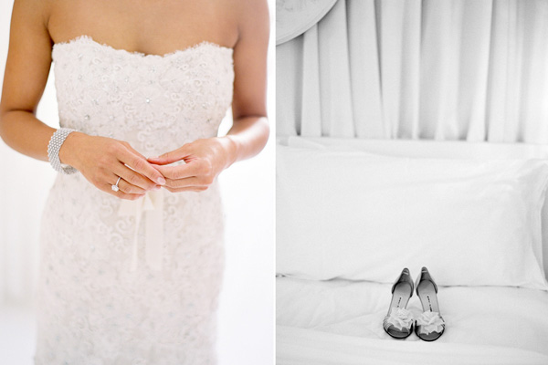 Wedding Blog Real Wedding: Malin and James