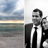 Real Wedding: Amanda and Abner