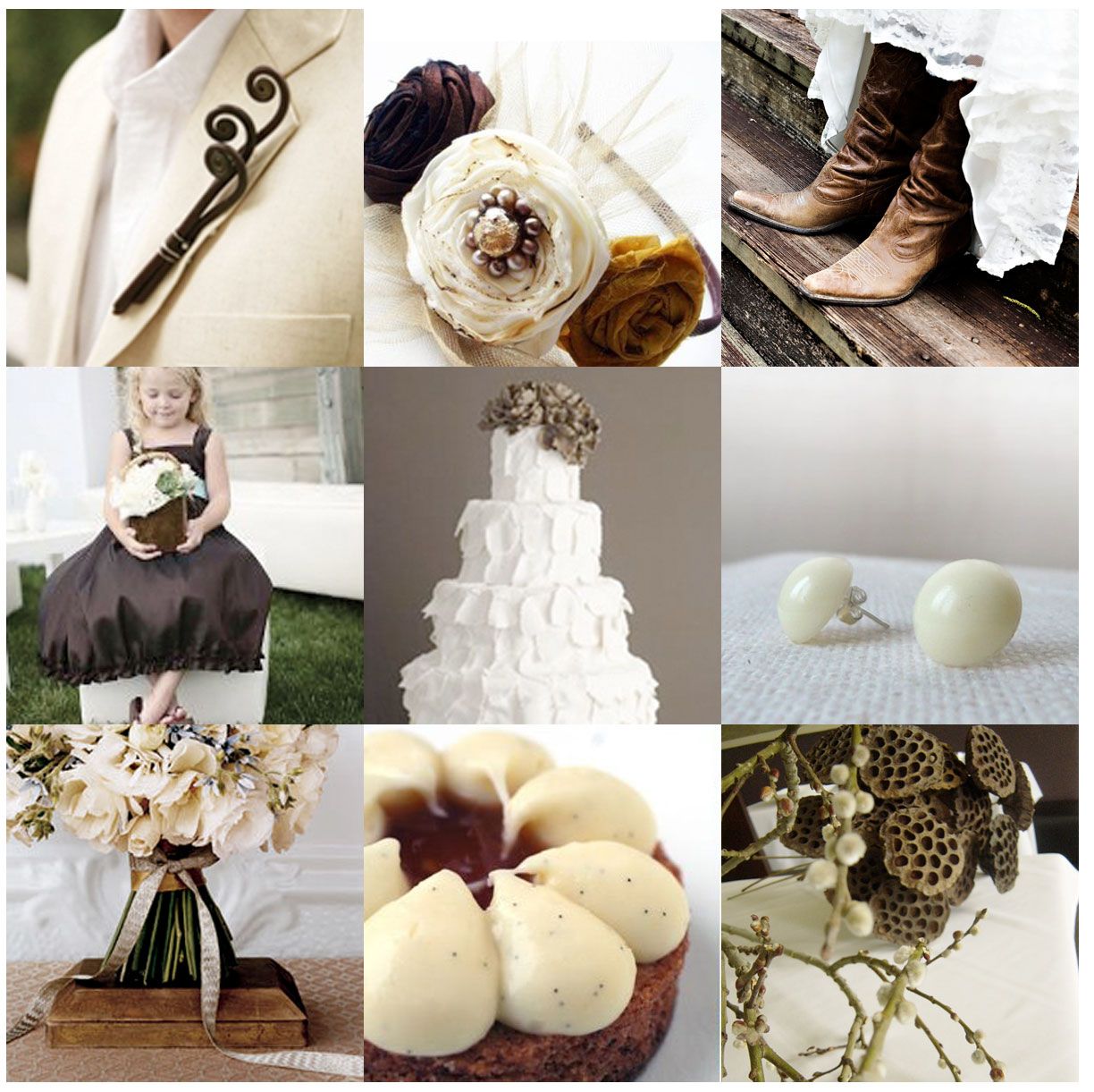 Wedding Blog Inspiration: Vanilla Bean