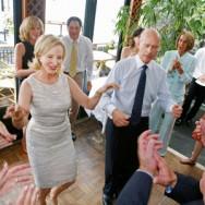 Real Wedding: Catherine and Leon