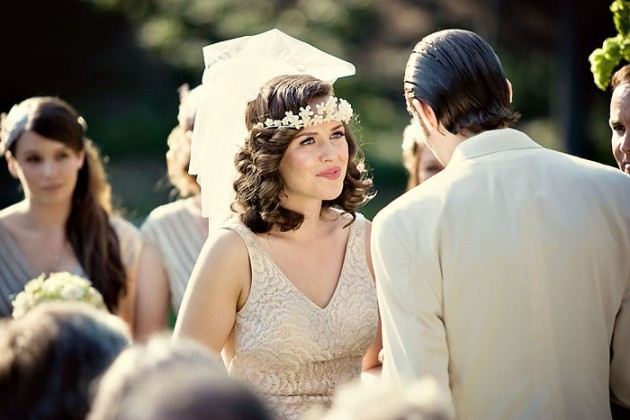 Wedding Blog Real Wedding: Julie and Jeremy