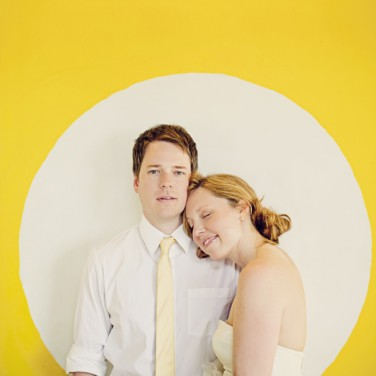 Real Wedding: Ashley and Allen