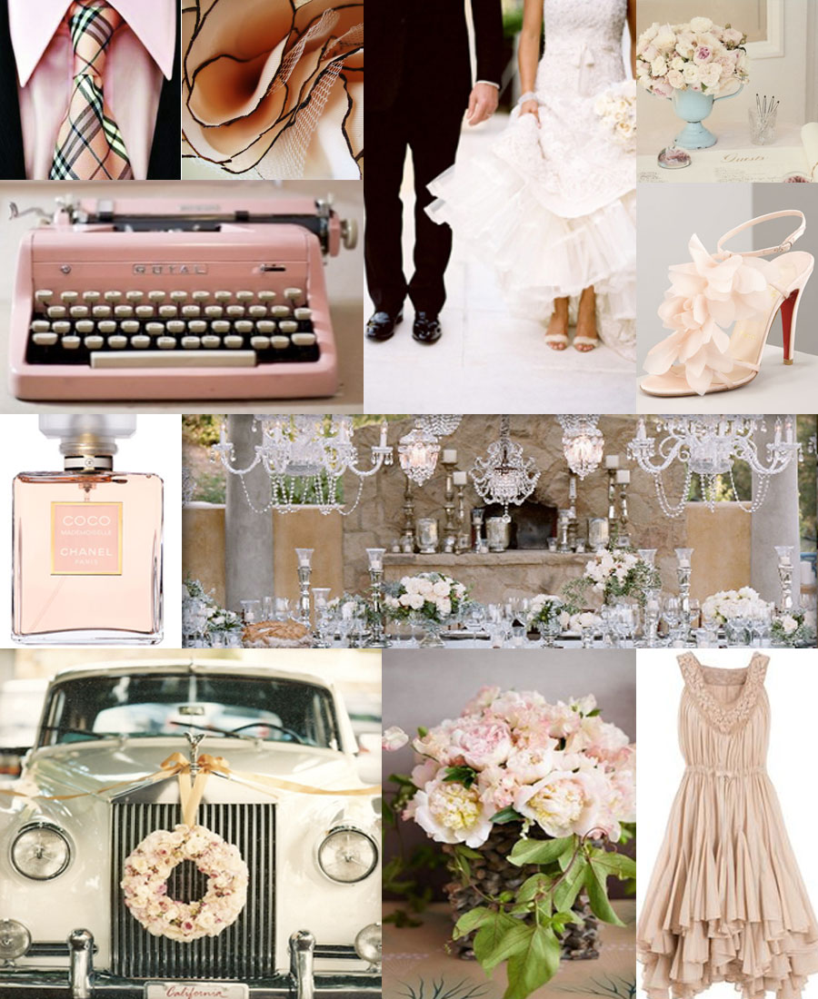 Wedding Blog Inspiration Request: Coco Chanel
