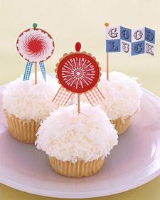 DIY: Cupcake Flags