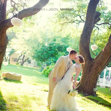 Real Wedding: Jennifer and Jason