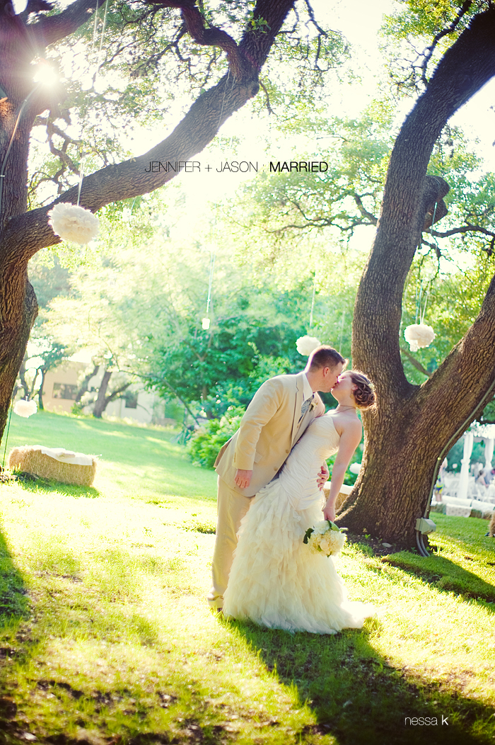 Wedding Blog Real Wedding: Jennifer and Jason