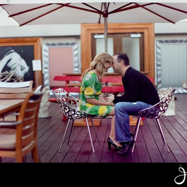 Engagement Shoot: Jay and Carrie