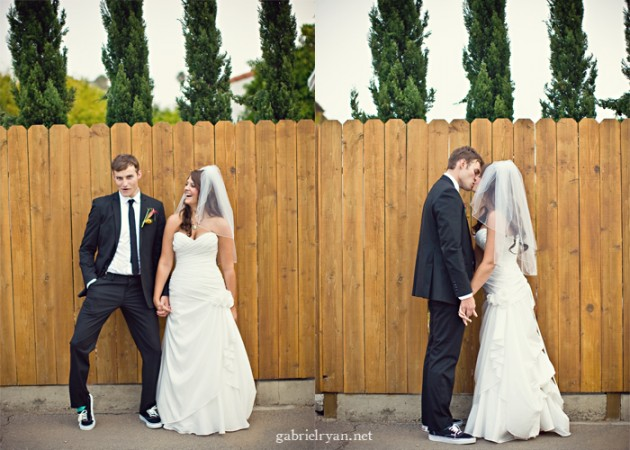 Wedding Blog Real Wedding: Sarah and Jeremy