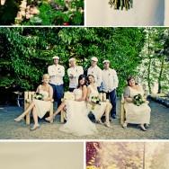 Real Wedding: Lake Tahoe