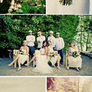 Real Wedding: Lake Tahoe