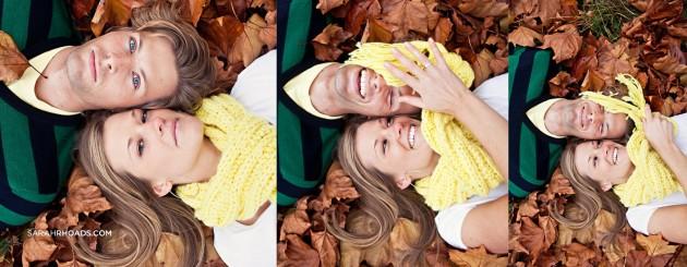 Wedding Blog Engaged: Alex and Doug