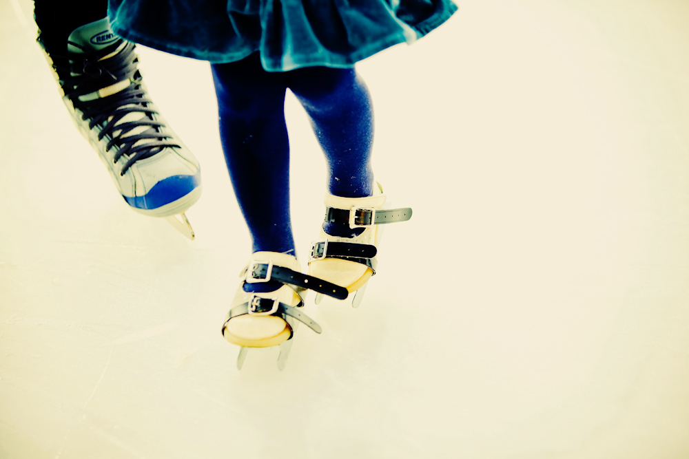 Wedding Blog Ice Skating: More Lessons Learned