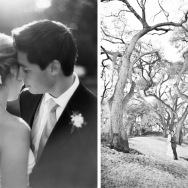Real Wedding: Montecito Estate
