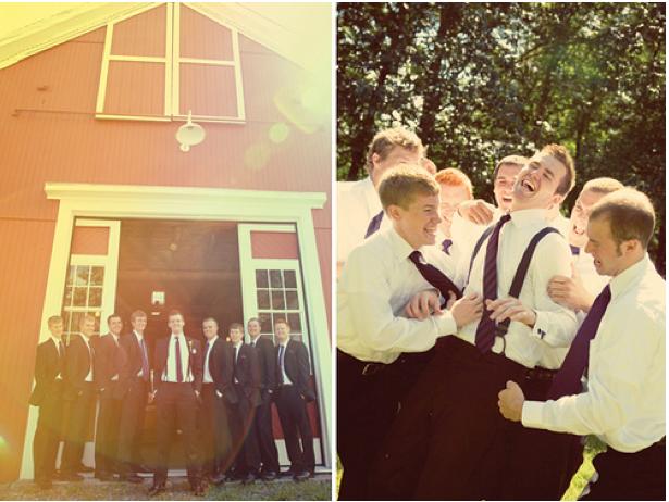 Wedding Blog Real Wedding: Marri and Drew