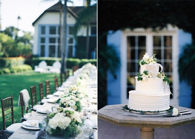Wedding Blog Real Wedding: Montecito Estate