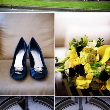 Real Wedding: Tanya and Marty