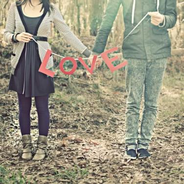 A Love Shoot