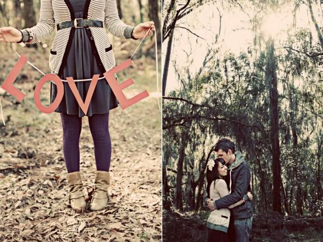 Wedding Blog A Love Shoot