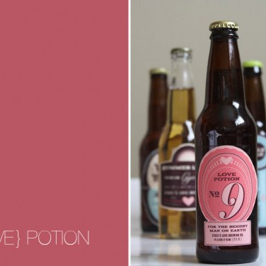 Custom Love Potion