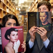 Library Love: Leila and Tim