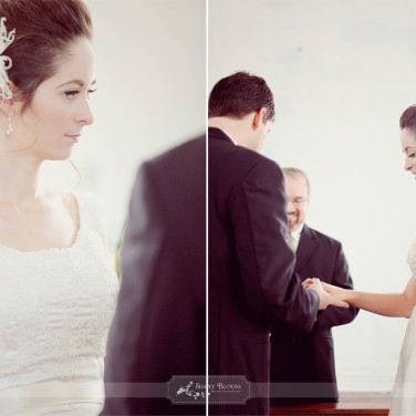 Real Wedding: Christa and Jason