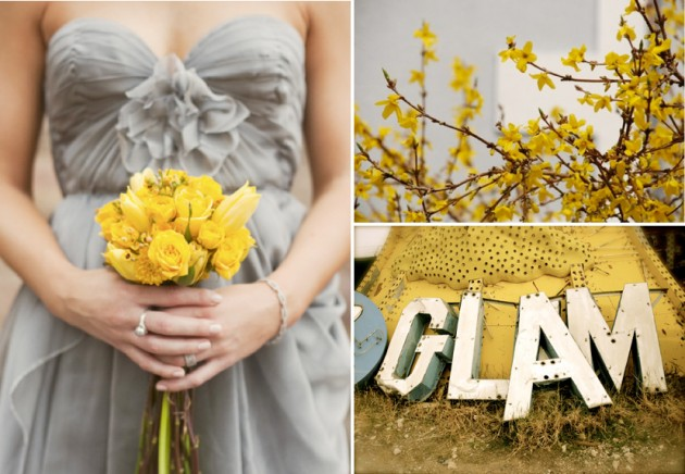 Wedding Blog Grey Likes Yellow (and Grey, of course)