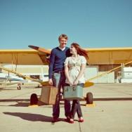 Engaged: David and Laura