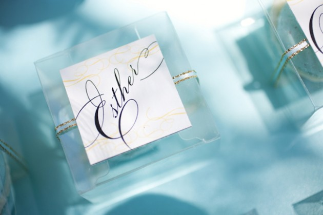 Wedding Blog Tiffany Blue Bridal Shower