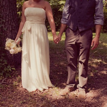 Real Wedding: Nate and Alex