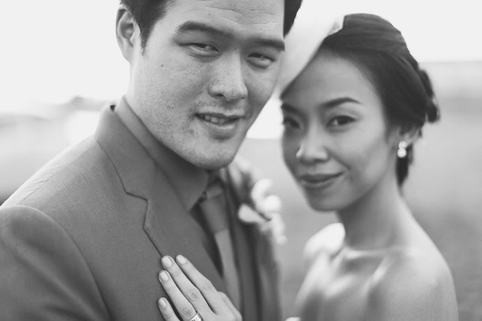 Wedding Blog Real Wedding: Andre and Pia