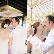 Real Wedding: Kelly and Michael