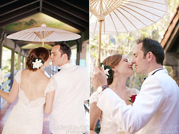 Wedding Blog Real Wedding: Kelly and Michael