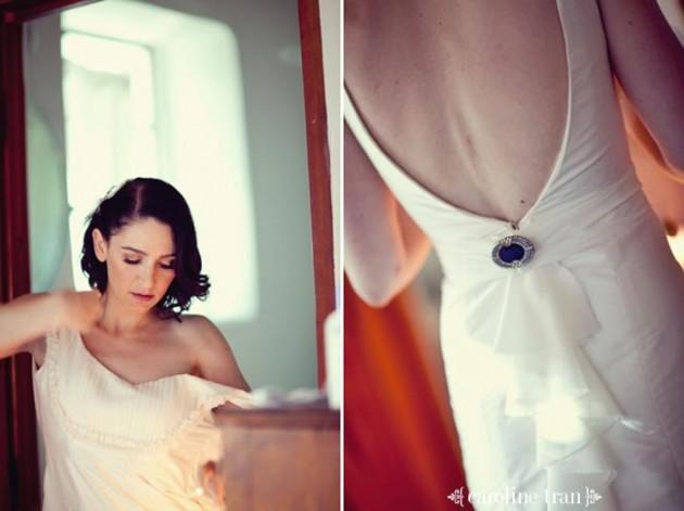 Wedding Blog Real Wedding: Johanna and Charles
