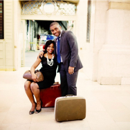 Engaged: Jide and Temi