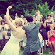 Real Wedding: Anna and Israel