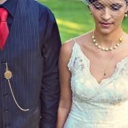 Real Wedding: Melissa and Ryan