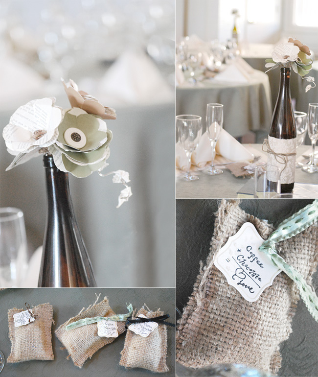 Best Diy Wedding: Spotted: DIY Centerpiece